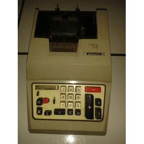 Calculadora Olivetti Multisumma 20, Máquina Calcular, Antiga
