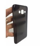 Capa Samsung Galaxy Grand Prime Duos G530 Silicone+ Película