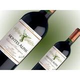 Vino Chileno Montes Alpha -cabernet Sauvignon - Carmenere-