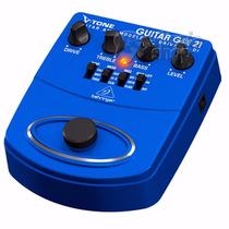 Pedal V-tone Behringer Gdi21 P/ Guitarra Garantia # Envio Já