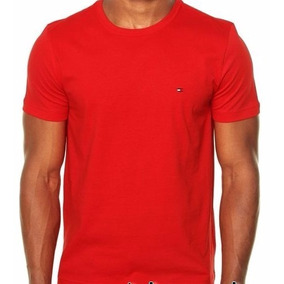 Camiseta Blusa Camisa Tommyhelfinger Algodão Tamanho