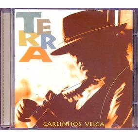 Carlinhos Veiga Cd Terra 1996 Novo - Frete Grátis