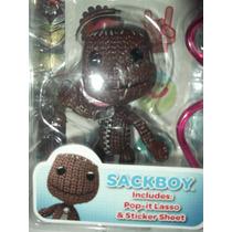Little Big Planet Sackboy Figura