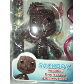 Little Big Planet Sackboy Figura