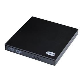 Unidad Óptica Externa Usb 2.0 Dvd / Cd Player Para Mac De W