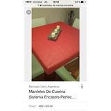 Manteles De Cuerina Encastre Bares Restaurantes No Se Vuelan