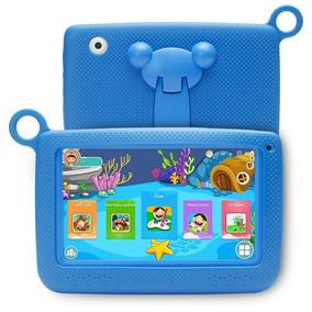 Tablet Infantil Para Niños Resistente A Golpes Full Hd Juego
