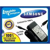 Cargador Netbook Samsung 19v N130 N145 N220 N310 Nc10 Nc100
