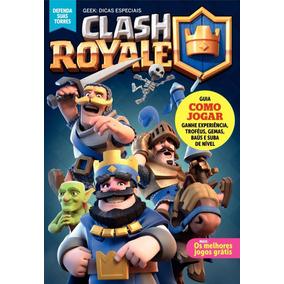 Livro Clash Royale - Dicas Especiais