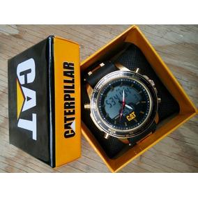 Reloj Cat Doble Tiempo En Caja Envio Gratis