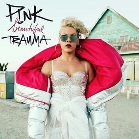 Pink Beautiful Trauma Cd Nuevo Original En Stock