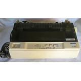 Impressora Matricial Epson Lx 300 **para Peças**