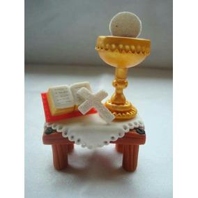 Souvenirs De Comunión En Porcelana Fria