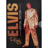 Elvis Presley The King Special Ed Coleccion Las Vegas Dvd