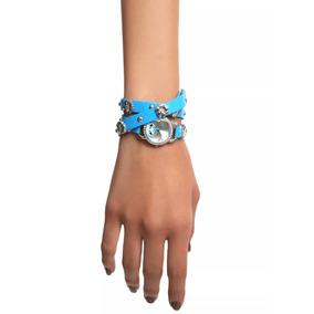 Lilo & Stitch Exclusivo Reloj Envolvente Hibiscus Disney