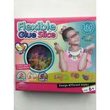 Collares Pulseras Flexibles. Lego Pulseras Niñas