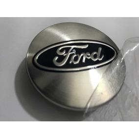 Calota Centro Roda Ford Focus Novo 09/original 54mm Unitário