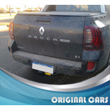 Enganche Bracco Renault Duster Oroch 16+ Cabezal + Perno