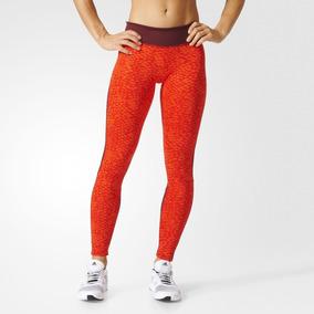 Mallas adidas Largas D2m De Mujer Gym Crossfit Moda