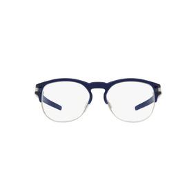 e6d6bf69b23c8 Oculos Oakley Transparente Com Lente Azul - Óculos De Grau no ...