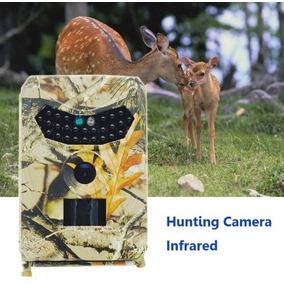 Câmera De Trilha - Trail Cam - 12mp Câmera De Caça Infrared