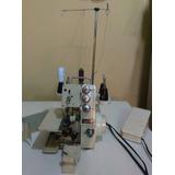 Maquina De Coser Mini Overlock Casera Jamby Repontenciada