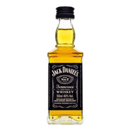 Miniatura Whisky Jack Daniels 50ml