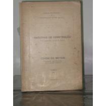 Livro Materiais Construção C. De Metais Tomo I Ary Torres