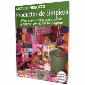 Inicia Una Tienda De Productos De Limpieza Guia Negocio
