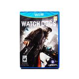 Watch Dogs Nuevo - Nintendo Wii U