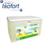 Caixa Termica De Isopor 030 Litros Isofort