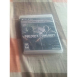 Call Of Duty Black Ops 1y2 Ps3