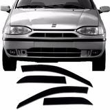 Calha Defletor De Chuva Fiat Palio Weekend Adv 96 11