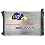 Radiador Chevrolet Silverado Año 1982 1992 Automático Nuevo