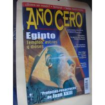 Revista Año Cero , Egipto Templos , Astros Y Dioses