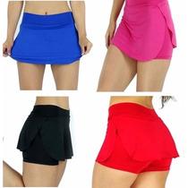 Kit De 3 Shorts-saia Suplex Academia Fitness