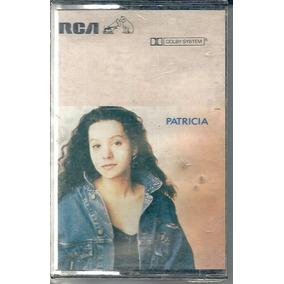 Fita K7 Cassete-patricia Marx-1988-nova E Lacrada-rara