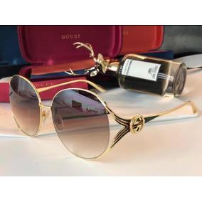 Réplica Da Gucci Feminina De Sol - Óculos no Mercado Livre Brasil c77c0d8d60