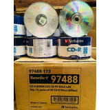 Cd-r Virgen Verbatim 2 Bulksx50u + Dvd-r Sony 2bulksx50