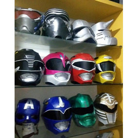 Capacete Para Cosplay Power Ranger 1° Temporada