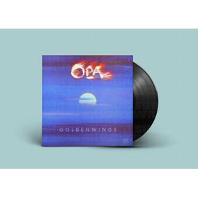 Opa - Goldenwings Original Uruguay Vinilo Lp