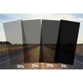 Papel Polarizado Antirayas 30m X 75cm Autos Casas