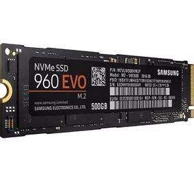 Ssd M2 Samsung 960 Evo 500gb Nvme - 3200mbps Pc/notebook