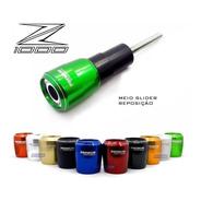 Meio Slider Protetor Motor Premium Kawasaki Z1000 2014+