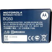 Bateria Original Motorola Bq-50 3.7v 910mah (2011) Pz1102 Lz