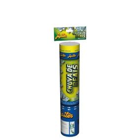 10 Lança Confete - Notas 100 Reais 30 Cm