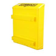 Caixa De Correio Plástica Grade Portão Goma