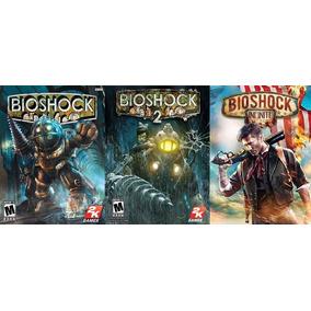 Bioshock Triple Pack (3 Juegos) Steam - Entrega Instantánea