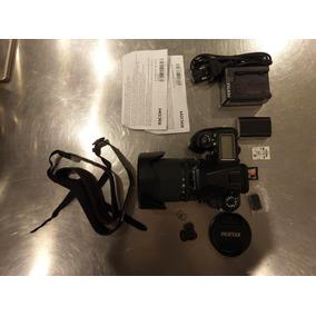 Pentax K-3 Ii + 16-85mm Wr + Flucard + Bat Extra + Protector
