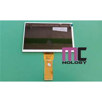 Pantalla Display Tablet 7 Pulgadas 1.5mm Espesor Mcnology